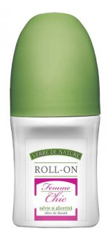 Deo Roll-on cu salvie Femme Chic 50 ml