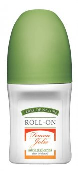 Deo Roll-on cu salvie Femme Jolie 50 ml