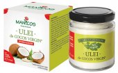 Ulei de cocos virgin certificat ecologic 175 ml