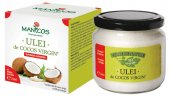 Ulei de cocos virgin certificat ecologic 350 ml